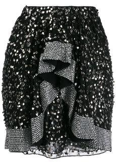 Isabel Marant embellished mini skirt