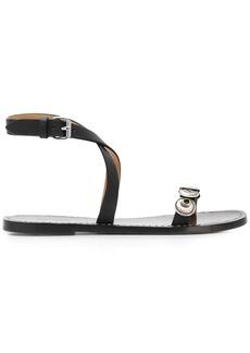 Isabel Marant Eldory embellished sandals