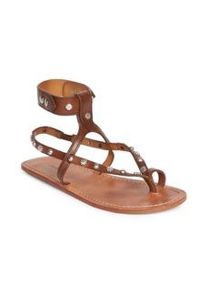 Isabel Marant Engo Studded Gladiator Sandals