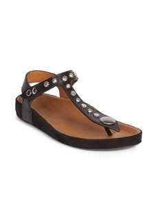 Isabel Marant Enore Studded Thong Sandals