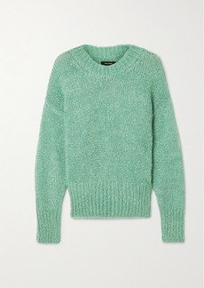 Isabel Marant Estelle Mohair-blend Sweater