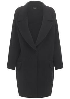 Isabel Marant Fego Wool Blend Long Coat
