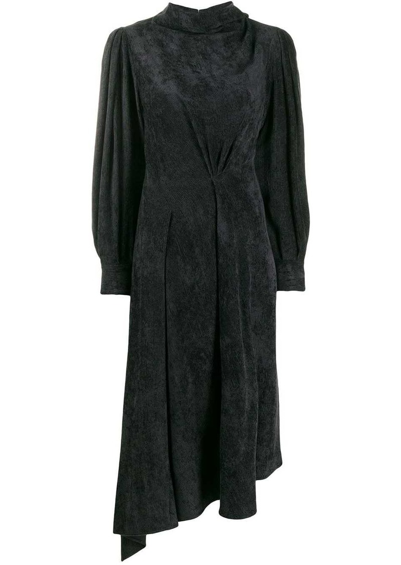 Isabel Marant Fergus corduroy dress