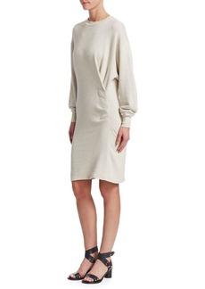 Isabel Marant Fewlyn Sweatshirt Dress