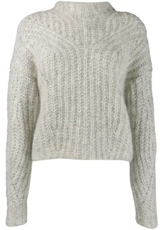 Isabel Marant fitted knit sweater