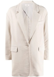 Isabel Marant fitted single-breasted blazer