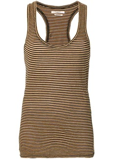 Isabel Marant fitted U-neck top