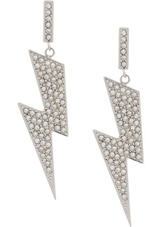 Isabel Marant Flash embellished earrings