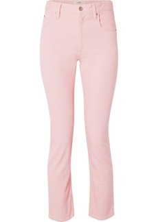 Isabel Marant Fliff Slim Boyfriend Jeans