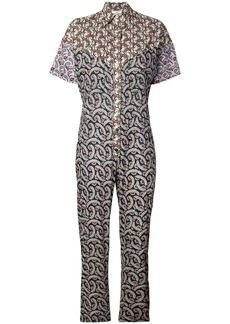Isabel Marant floral jumpsuit