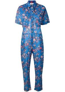 Isabel Marant floral print jumpsuit