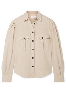 Isabel Marant Florrie Wool-blend Shirt