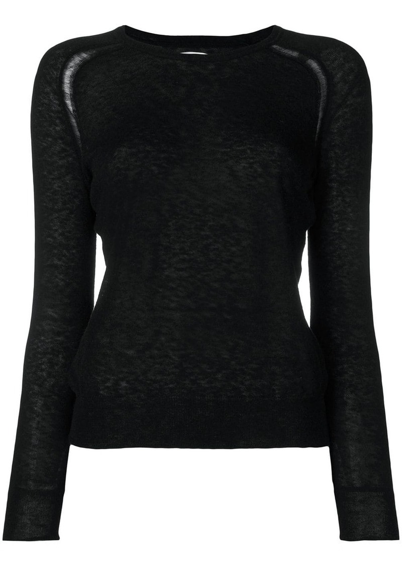Isabel Marant Foty knitted top