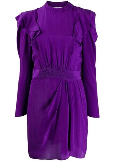 Isabel Marant frill trim dress
