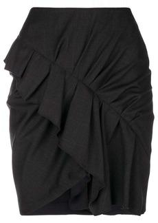 Isabel Marant frill-trim mini skirt