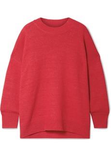 Isabel Marant Gae Alpaca-blend Sweater