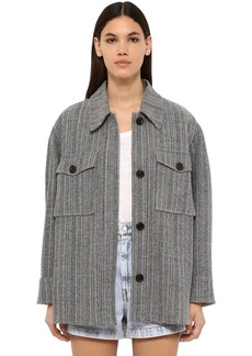 Isabel Marant Garvey Virgin Wool Jacket