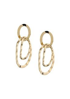 Isabel Marant geometric drop earrings