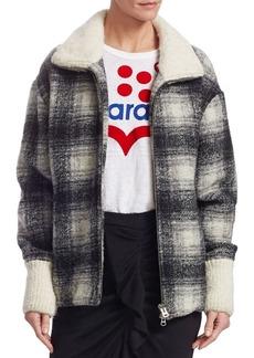 Isabel Marant Gimo Wool Coat