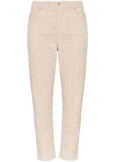 Isabel Marant girlfriend fit corduroy trousers