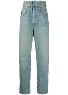 Isabel Marant Gloria high-rise jeans