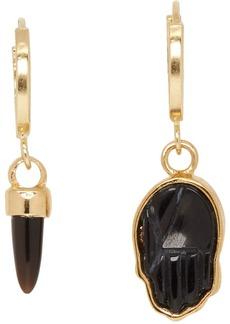 Isabel Marant Gold Horn Earrings