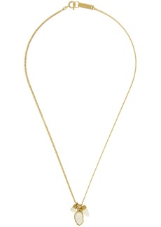 Isabel Marant Gold New It's All Right Necklace