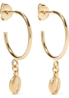Isabel Marant Gold-tone Earrings