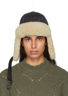 Isabel Marant Grey Airy Hat