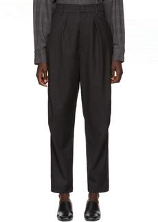 Isabel Marant Grey Nimura Trousers