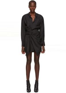 Isabel Marant Grey Nolla Dress
