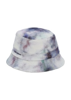 Isabel Marant Haley Tie Dye Cotton Bucket Hat