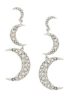 Isabel Marant hanging moon earrings