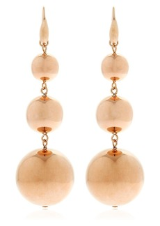 Isabel Marant Harvey Drop Ball Earrings