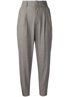 Isabel Marant high rise tailored trousers