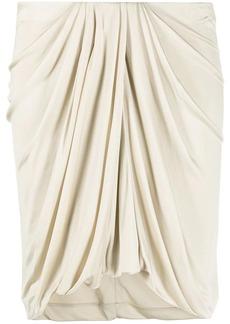 Isabel Marant high-waisted draped miniskirt