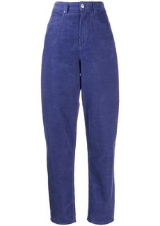 Isabel Marant high waisted tapered trousers