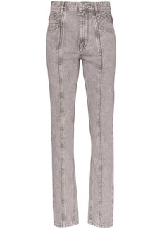 Isabel Marant Hominy high-rise jeans