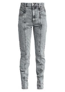 Isabel Marant Hominy Slim-Fit Jeans