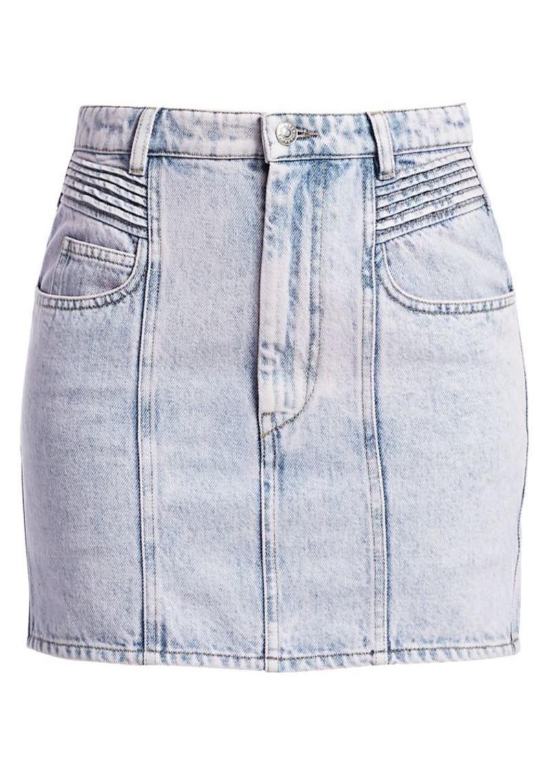 Isabel Marant Hondo Denim Skirt