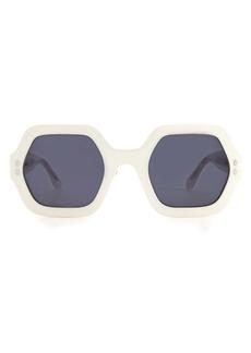 Isabel Marant 52mm Square Sunglasses