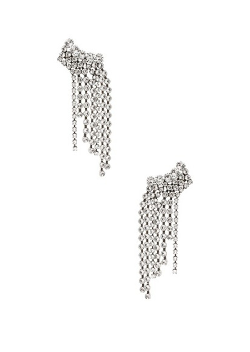 Isabel Marant A Wild Shore Earrings