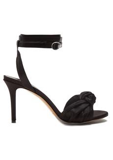 Isabel Marant Abenya satin sandals