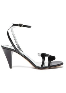 Isabel Marant Adree bow-trim leather sandals
