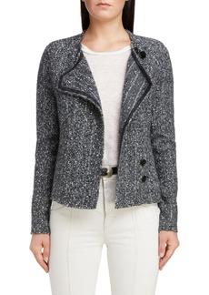 Isabel Marant Alapaca & Wool Knit Jacket