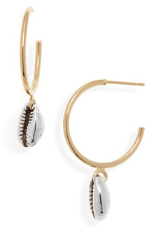 Isabel Marant Amer Hoop Earrings