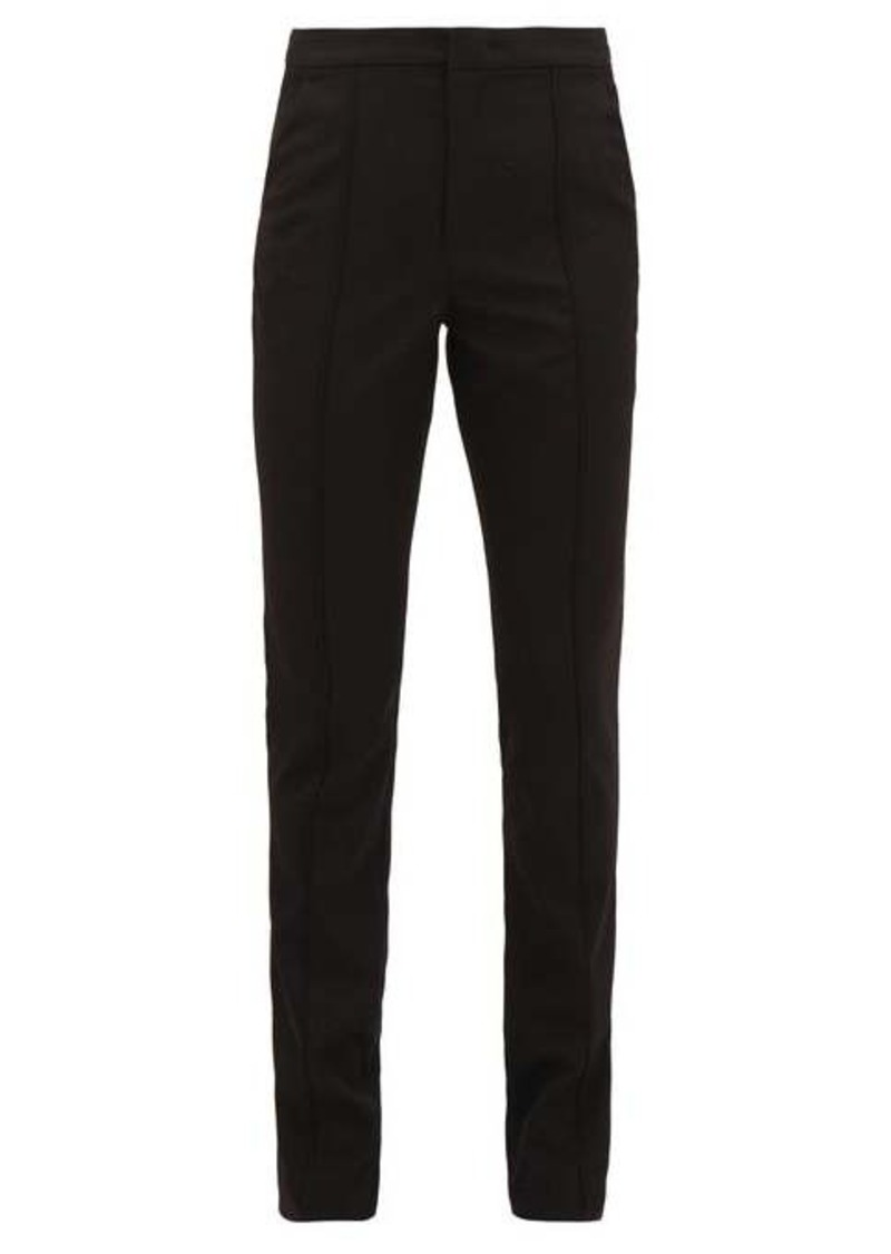Isabel Marant Annabelle wool-twill trousers