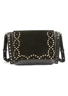 Isabel Marant Asli Zoe Studded Shoulder Bag