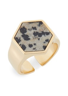 Isabel Marant Bague Signet Ring