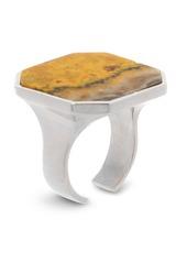 Isabel Marant Bague Stone Signet Ring